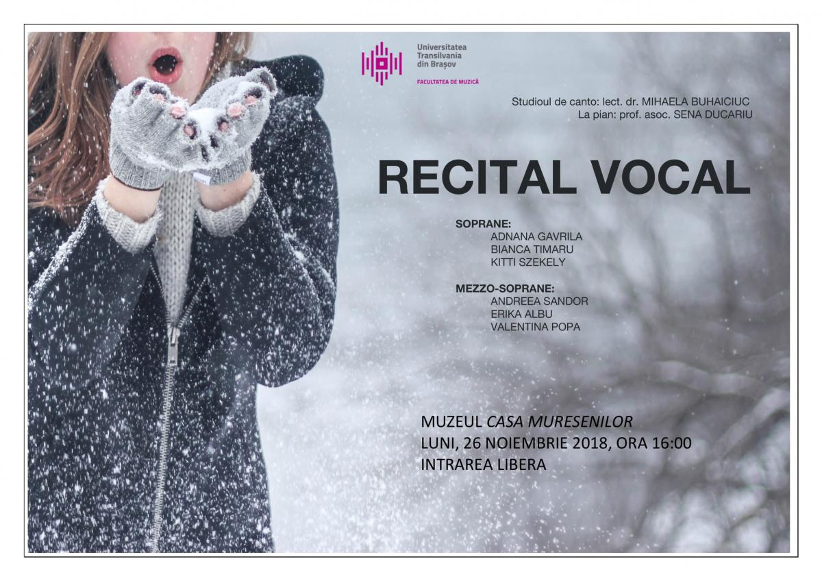 26 Noiembrie 2018 student recital-1